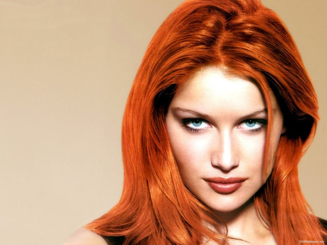 Интересные факты о рыжих волосах