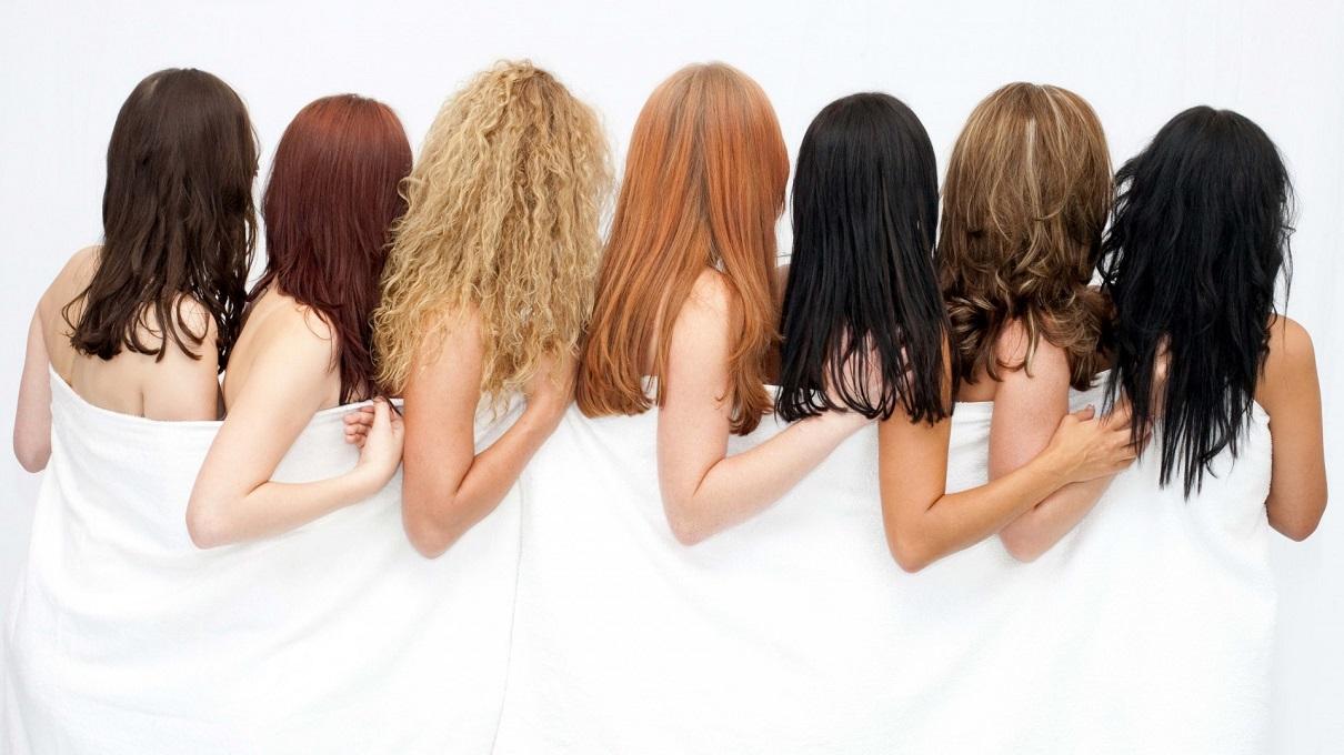 Основные типы волос