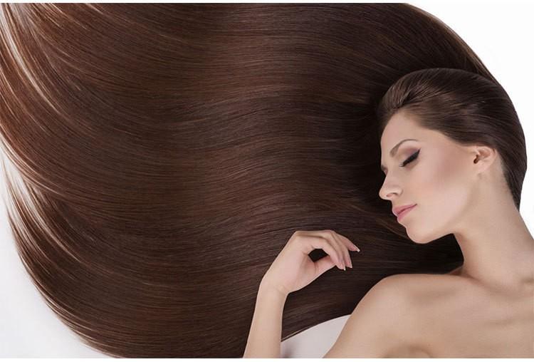 Строение волос