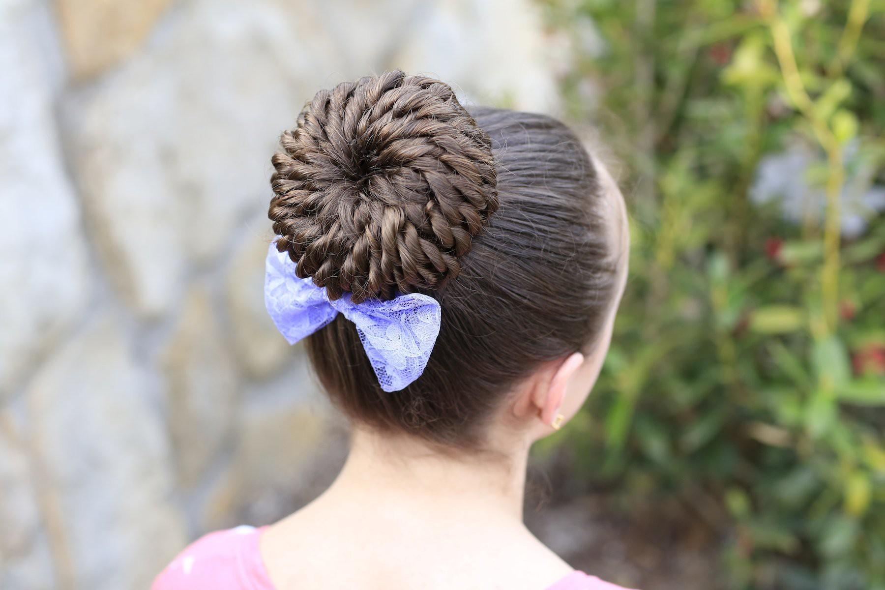 пучок из кос