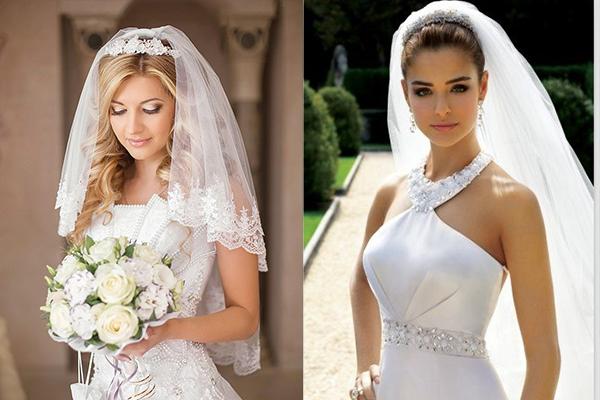 Свадебные прически 2019