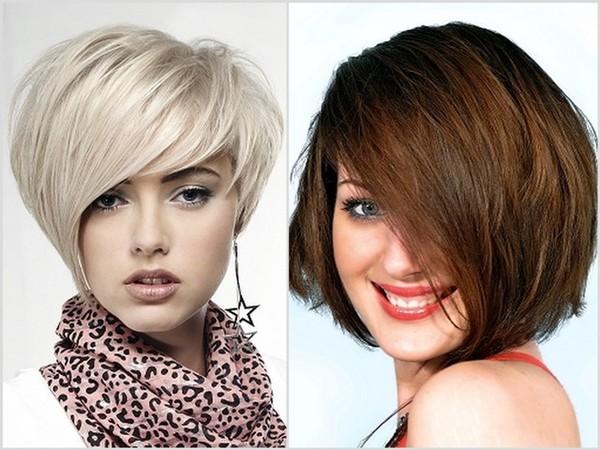 Женские стрижки на короткие волосы