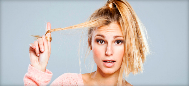 Как избавиться от желтизны после осветления волос