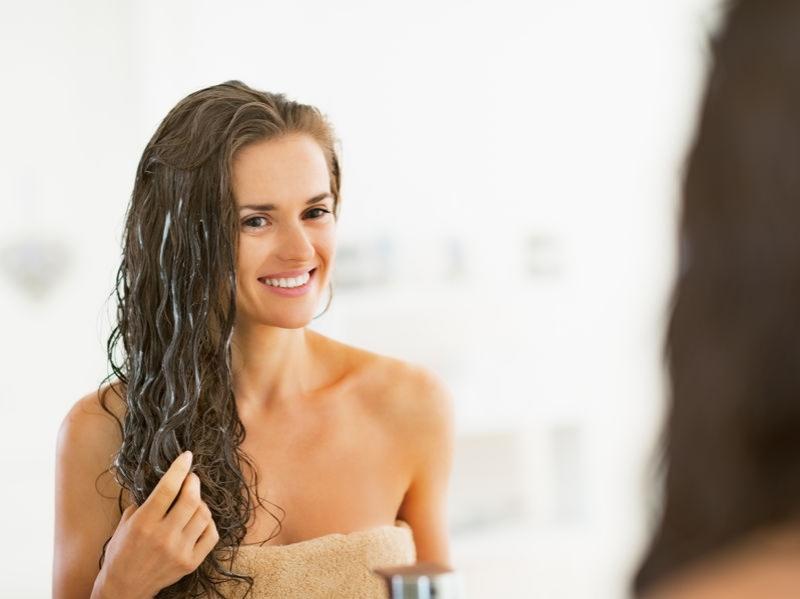 бальзам после мытья волос