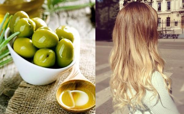 оливковая маска