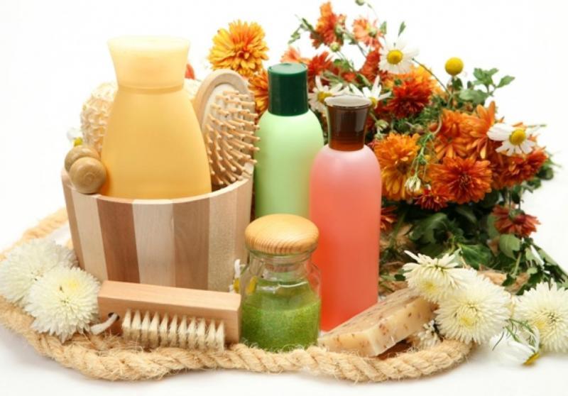 Домашние шампуни для волос