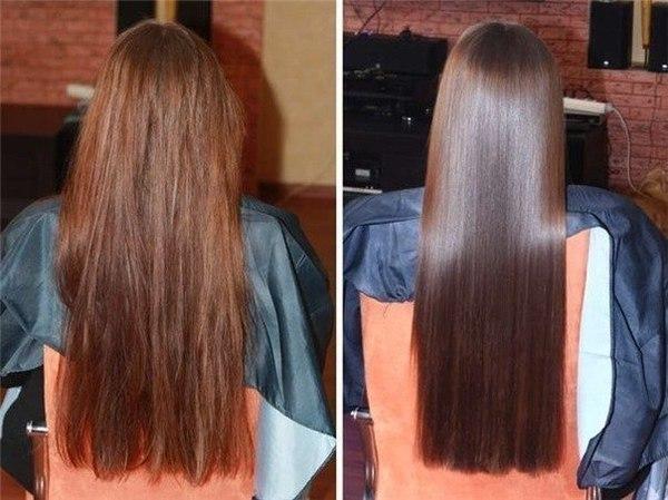 Осветление волос корицей