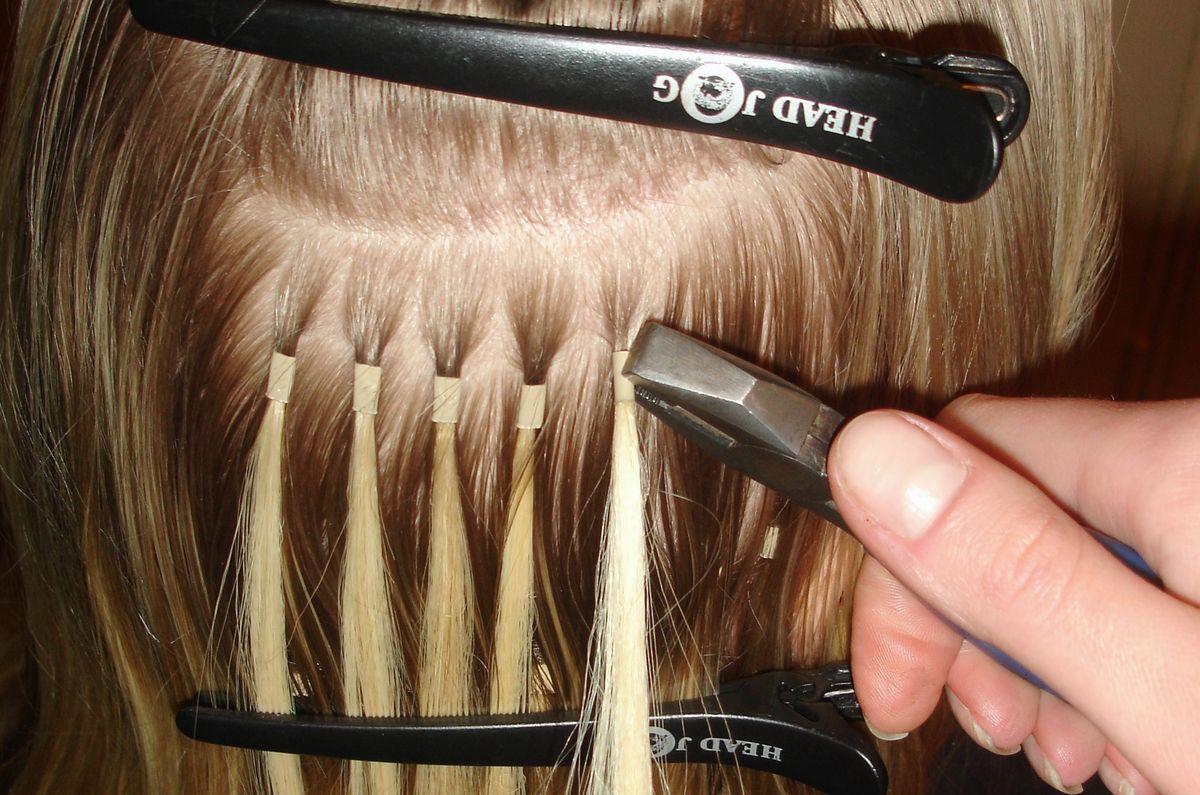 Прикорневой объем волос