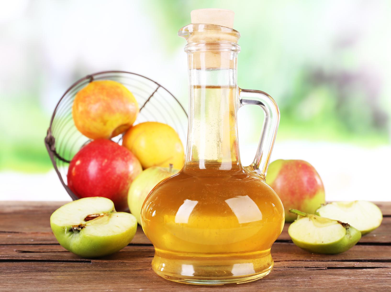 Уксус из яблочного сидра