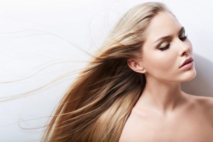 Уход за волосами комбинированного типа