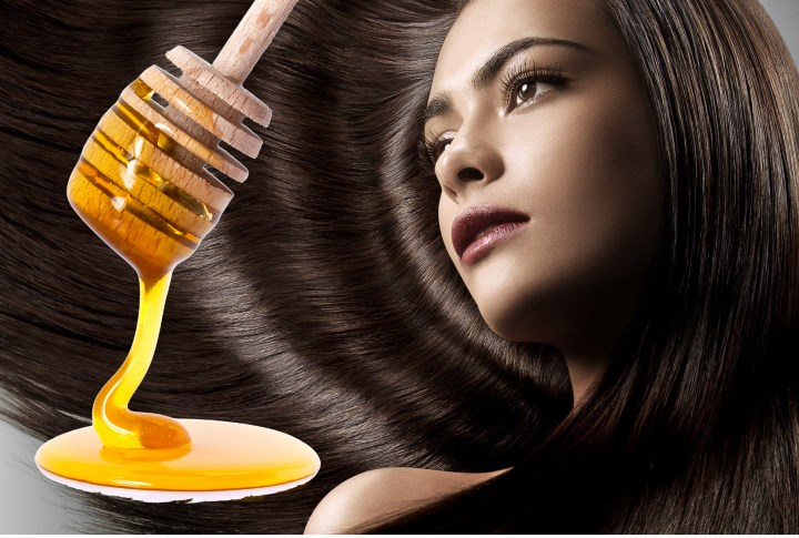 Чем полезен мед для волос
