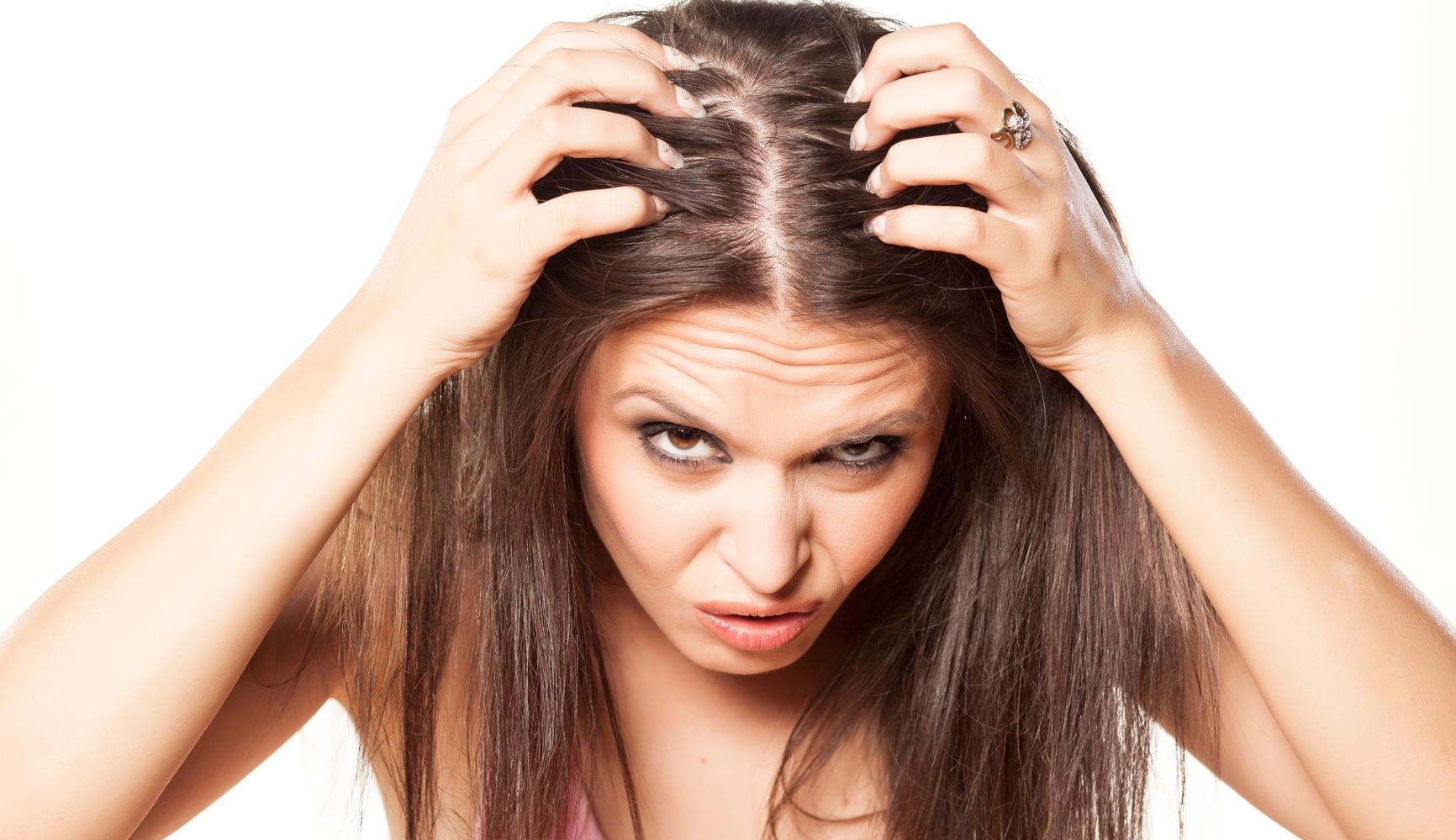 проблем с волосами