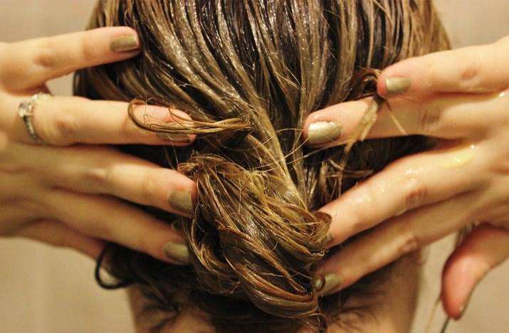 Домашние маски для секущихся волос