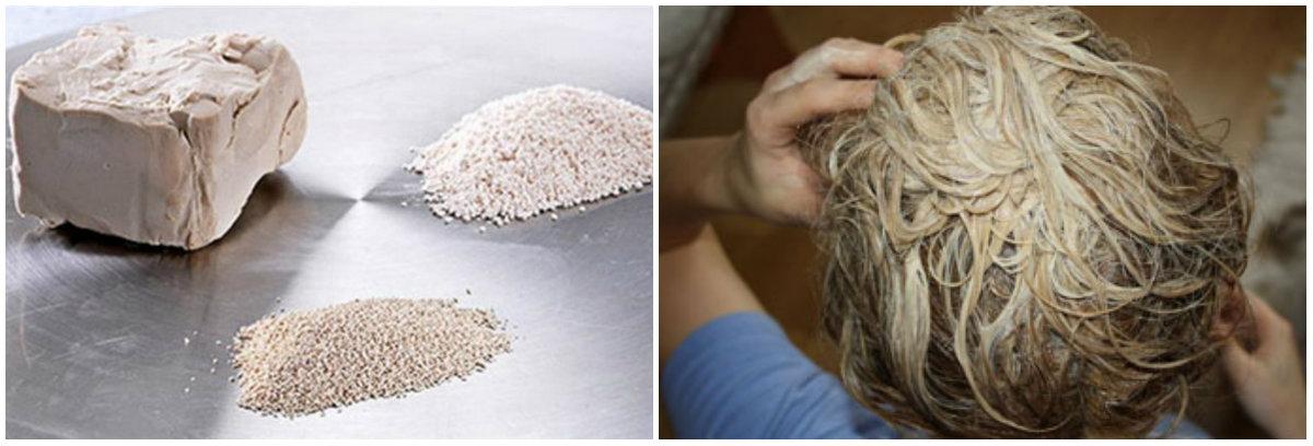 Дрожжевые маски для волос
