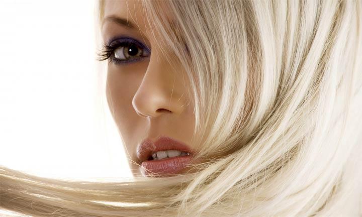 Лучшие рецепты масок для светлых волос