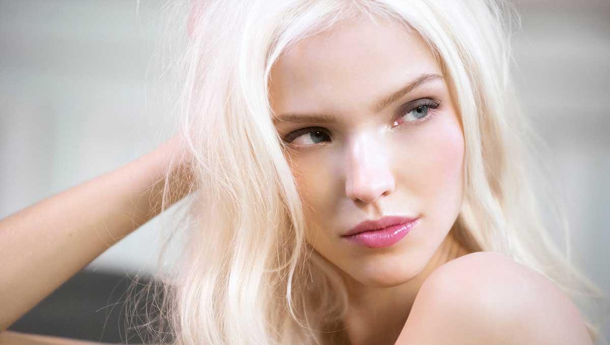 Маски для волос для блондинок