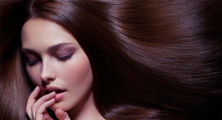 Натуральные маски для блеска волос