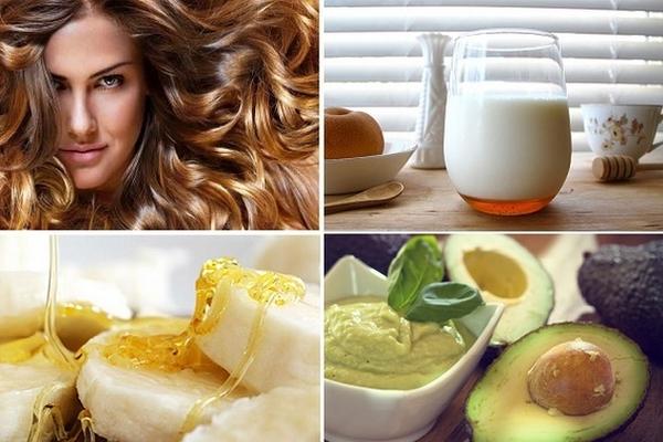 Рецепты масок для укрепления волос