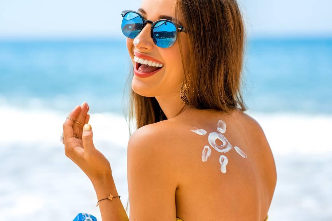 Солнцезащитная маска