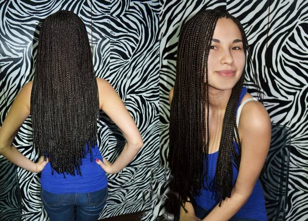 африканских кос