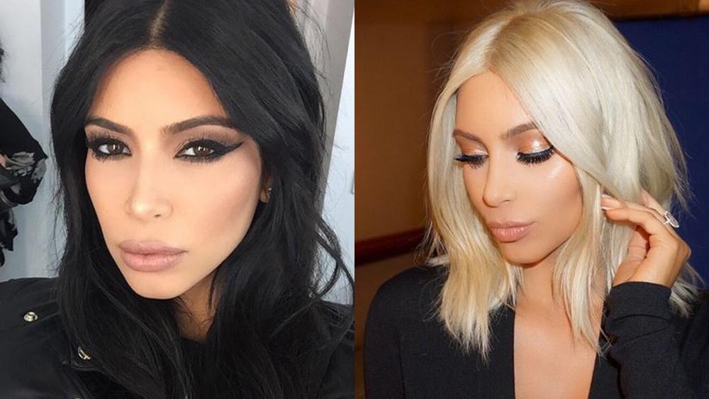 Как перекраситься из брюнетки в блондинку
